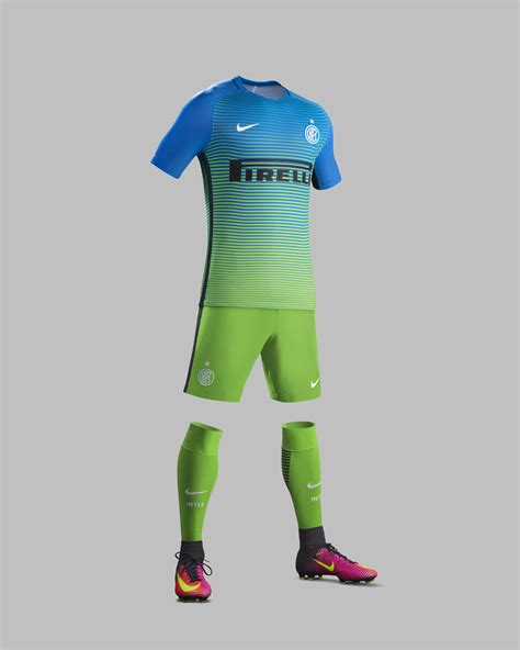Jumpsuit Inter Milan Away inter milan third kit 2016 17 nike news
