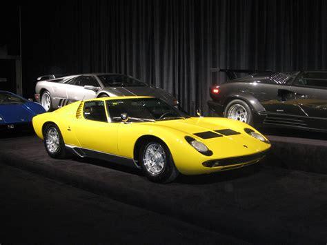 Lamborghini Miura 1967 Lamborghini Miura Pictures Cargurus