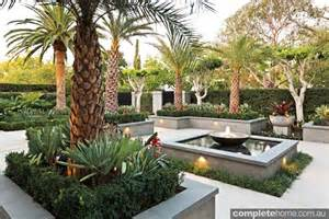 formal design meets tropical landscape completehome