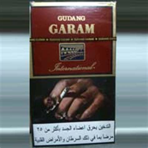 Gudang Garam International cigarette manufacturers suppliers exporters in india