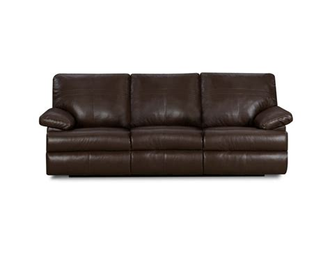 sofas leather sleeper sofas dark brown sofa american