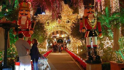 mission inn festival of lights canyon lake california