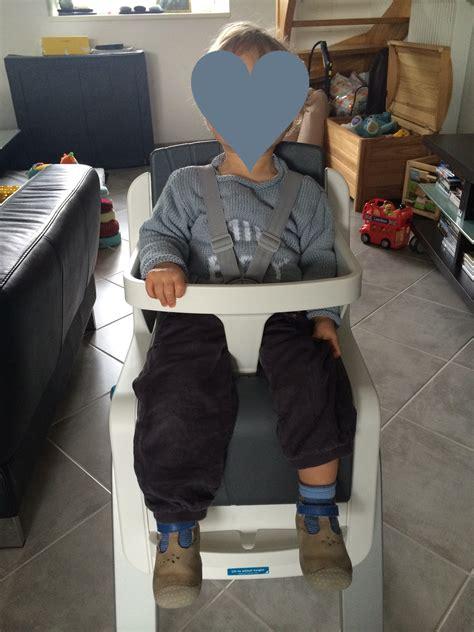 chaise haute zaaz nuna maman connect