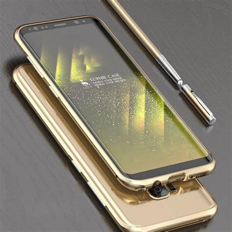 Sword Blade Bumper Anti Impact For Samsung Galaxy S7 Flat Silver luphie blade sword samsung galaxy s8 plus bumper gold