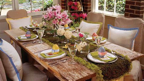 Garden Table Setting Ideas Garden Table Setting Table Settings And Centerpieces Southern Living