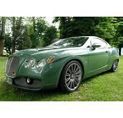 2012 Bentley Continental GTZ Zagato Special Edition