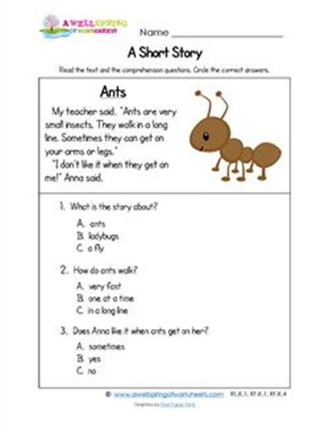 stories for kindergarten kindergarten stories ants a wellspring