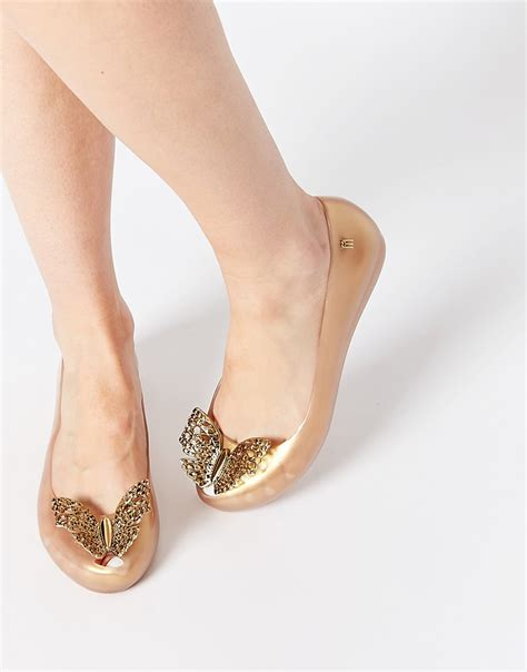 Flat Shoes Glamor Gold and cinderella ultragirl gold flat shoes