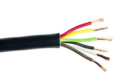 black blue brown electrical wires 14 7 100 green brown white black yellow blue tc