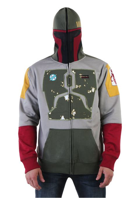 Hoodie Jaket Wars 03 Sweater Pria Wanita top 10 things boba fett did after he escaped the sarlacc