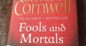 fools and mortals a novel books shakespeare magazine for william shakespeare fans a