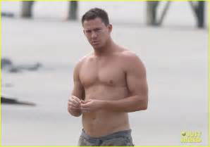 Chip Gaines by Channing Tatum Goes Shirtless Shows Off His Perfect Body