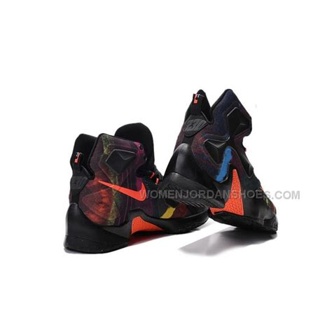 lebron shoes for on sale nike lebron 13 multi color on sale price 110 00