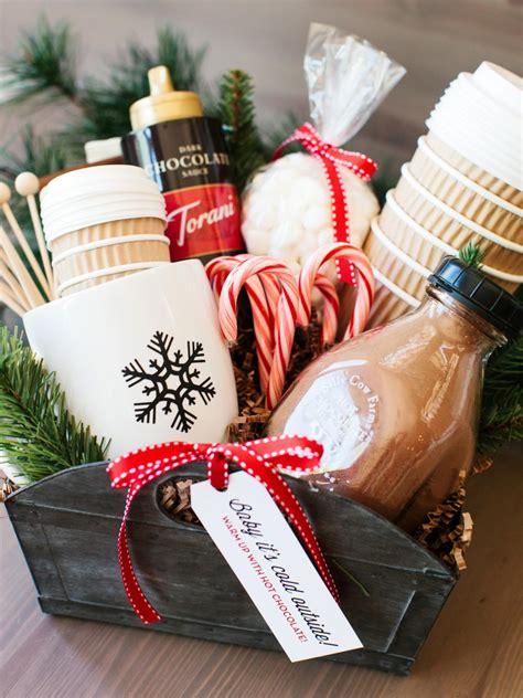 culinary gift basket ideas entertaining diy