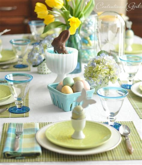 spring table settings ideas sunday brunch 12 spring easter table settings mythirtyspot