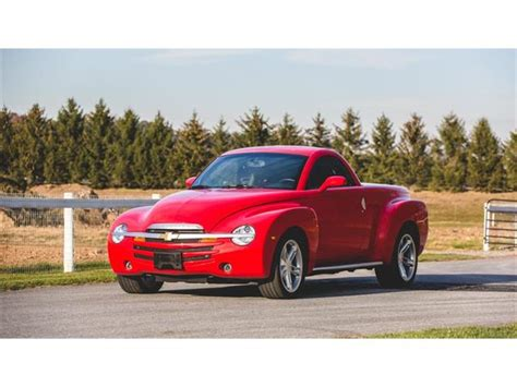 2003 chevrolet ssr for sale classiccars cc 881787
