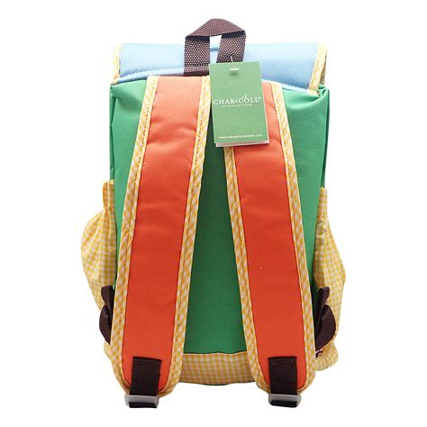 Name Tag Koper Tas Ransel Not Your Bag jual tas ransel anak dino boy