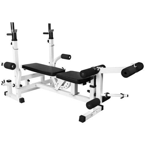 gorilla weight bench gorilla sports universal weight bench workstation ebay