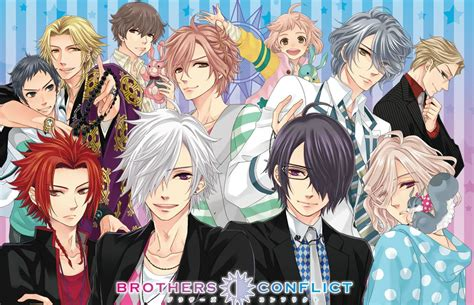 brothers conflict no more assignments plus brothers conflict マナちゃんの部屋