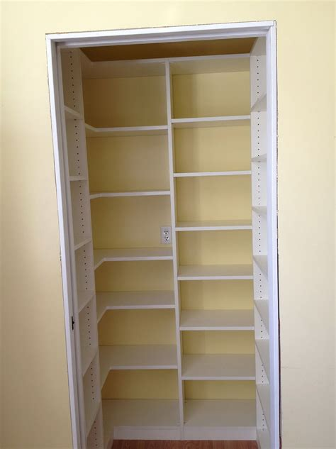 kitchen closet quick pantry closet ideas organizer quickinfoway
