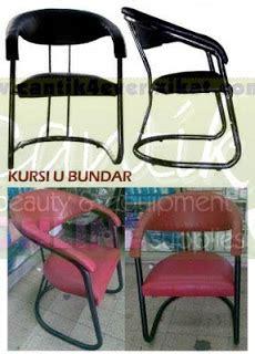 Kursi Besi Bundar perlengkapan alat salon dan kecantikan kursi salon