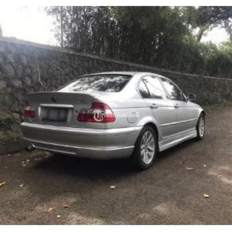 Ac Seken mobil sedan eksklusif bmw 318i e46 a t 2001 ac