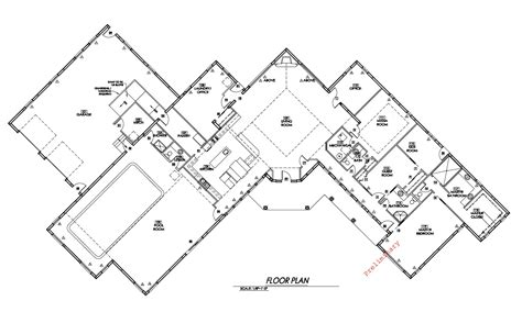morton building floor plans incredible metal building home w inside pool hq plans