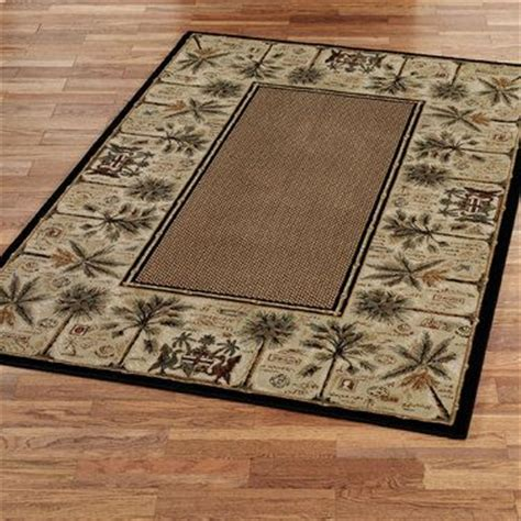 Palm Tree Area Rugs 46 Best Images About Palm Tree Decor On Pinterest Box