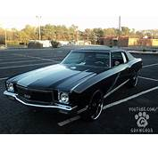 Black On 70s Monte Carlo SS 22 Forgiatos  YouTube