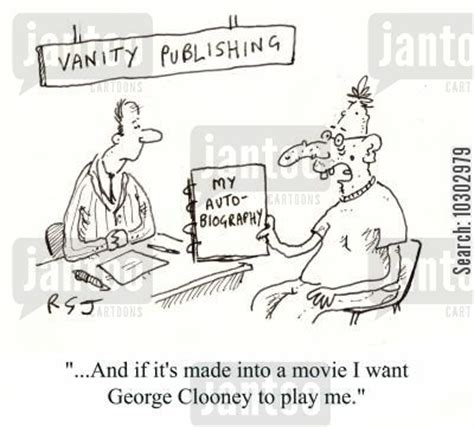 Vanity Publishers by Rights Humor From Jantoo