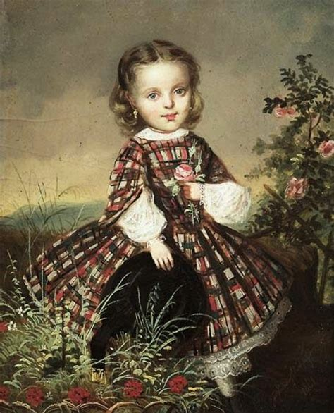 376 Tartan Dress 376 best images about civil war era paintings on sissi and on canvas