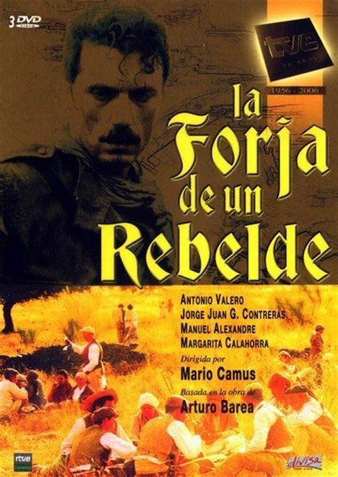 cr 237 ticas de la forja de un rebelde miniserie de tv 1990 filmaffinity