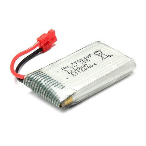 battery syma x5hw rc quadcopter syma x5h x5hc x5hw rc quadcopter spare parts 3 7v 600mah