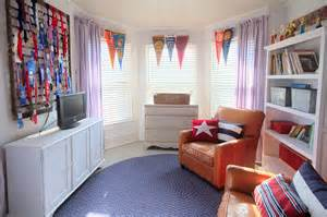 Boys Sports Bedroom Ideas medal display thistlewood farm