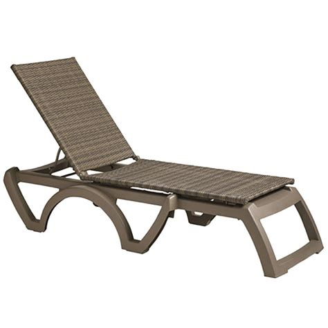 grosfillex chaise grosfillex outdoor java patio chaise resort contract