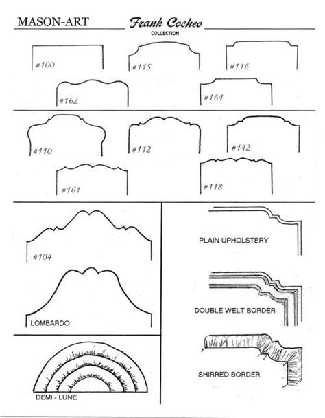 headboard shapes ideas silhouettes for headboard shapes bed pinterest diy