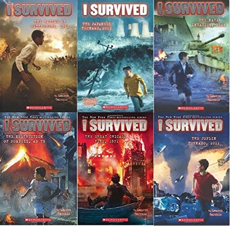 7 Book Series I by Ebook I Survived Collection Set 7 12 Books 7 8 9 10 11 12