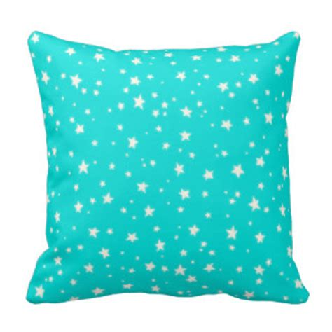 Teal Fluffy Pillow Light Teal Cushions Light Teal Scatter Cushions Zazzle