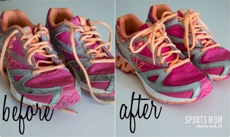 the best way to clean tennis shoes