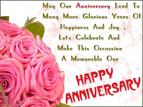 Wedding Anniversary Greetings For And In by 1st Anniversary Wishes Messages For