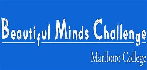 Marlboro College Mba by Beautiful Minds Challenge Scholarship 2018 2019