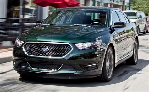 ford taurus sho 2014 ford taurus sho review top speed