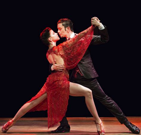 tango baile de salon tango show in argentina el querand 237 pareja bailando