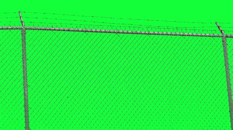 fence green screen fhd youtube