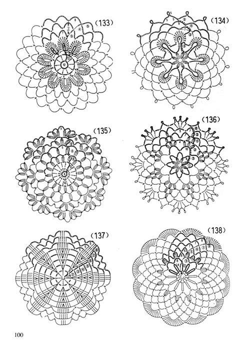 Crochet Motif Patterns Images 191 best crochet motifs images on