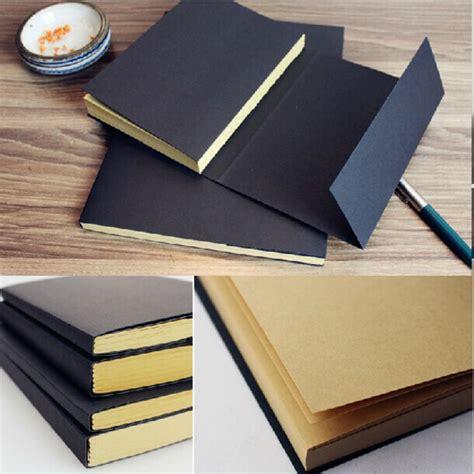 sketchbook kraft paper vintage kraft paper blank pages sketchbook school supplies