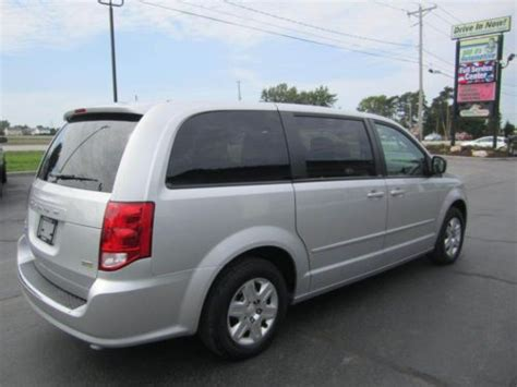 dodge caravan stow and go seats purchase used 2012 dodge grand caravan with stow and go