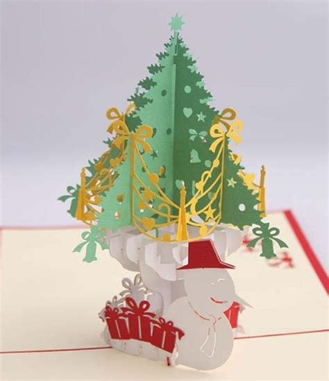 Papercraft Cards - kirigami crafts