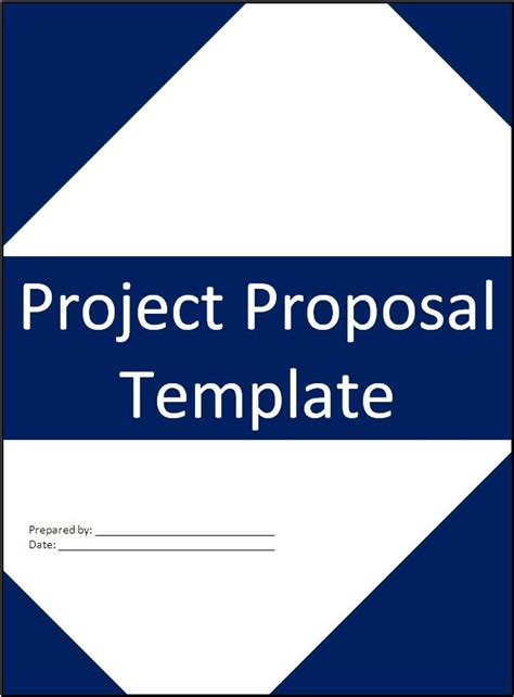 business project plan template 7 best images of project template word project