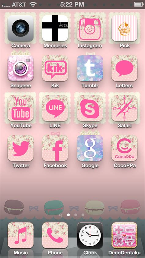 icon layout iphone jailbreak soymiilk how to get cute icons on iphone no jailbreak